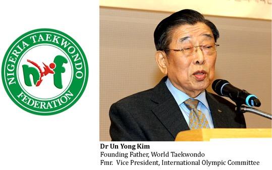 Nigerian Taekwondo Federation commiserates with world Taekwondo following the passing away of its founding father