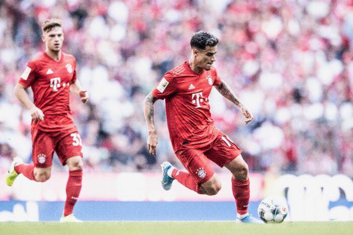 Coutinho Reveals Admiration For Bundesliga's Intensity