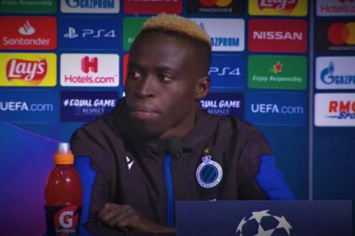 Champions League: We Are Not Afraid Of PSG - Diatta Krépin