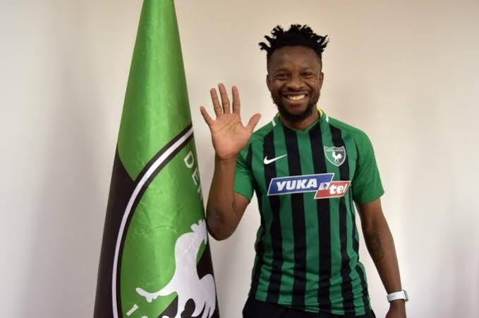 How Nigeria's FIFA Ranking Stopped My Birmingham Move - Onazi