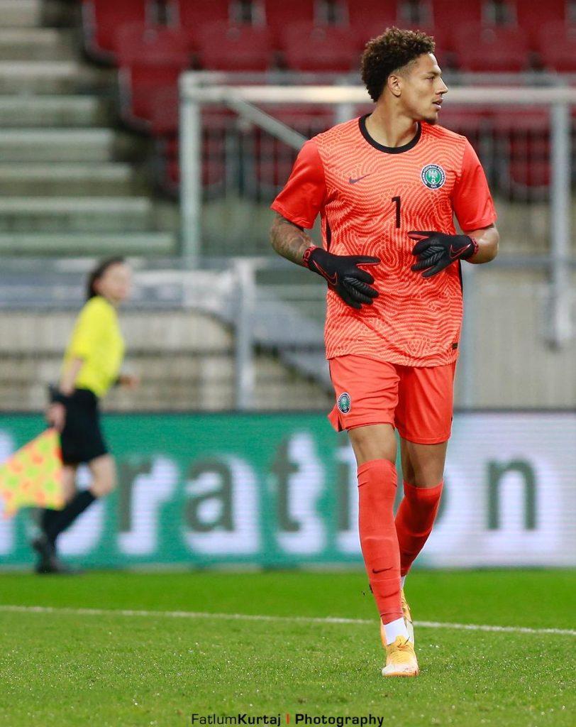 Maduka Okoye speaks on his rise to Nigeria's number one goalkeeper.