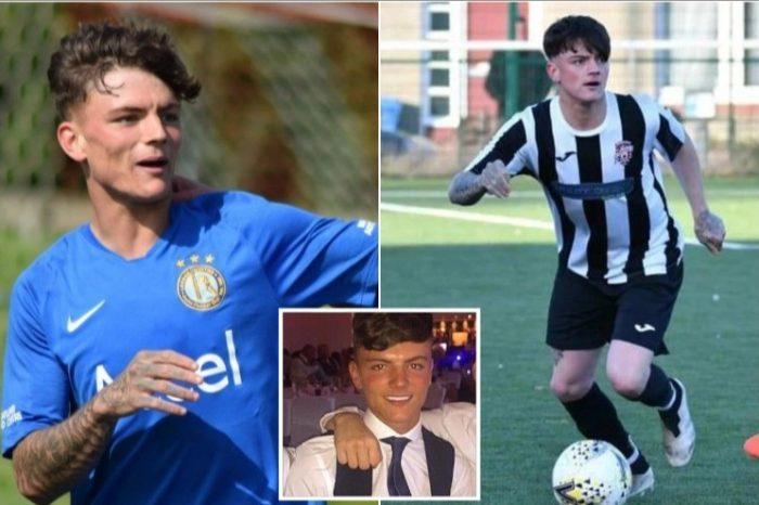 Scottish footballer found dead on New Year's Eve