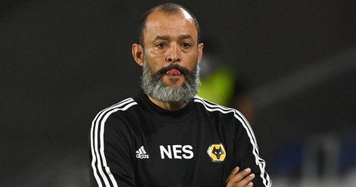 Nuno Espirito Santo fined and warned for outburst at referee Lee Mason