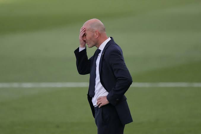 Zidane tests positive to coronavirus, to miss Alaves game
