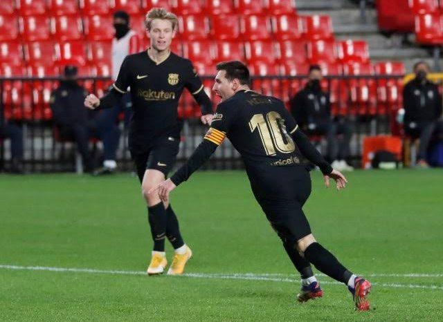 Barcelona drawn against Granada in Copa Del Rey quarterfinal