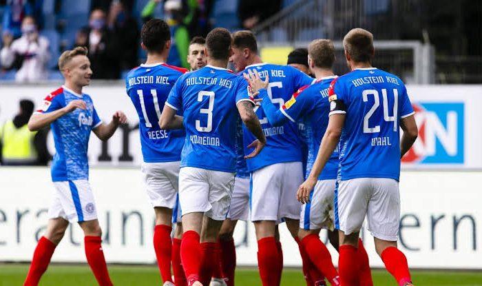 After Bayern comes Darmstadt, Holstein Kiel through to DFB Pokal last eight