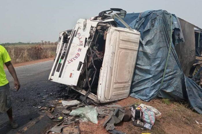 Nine footballers die in Sierra Leone road accident