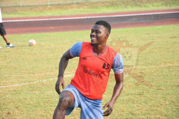 Abia Warriors's Adeleke Adekunle called up to replace Omeruo in Eagle's squad