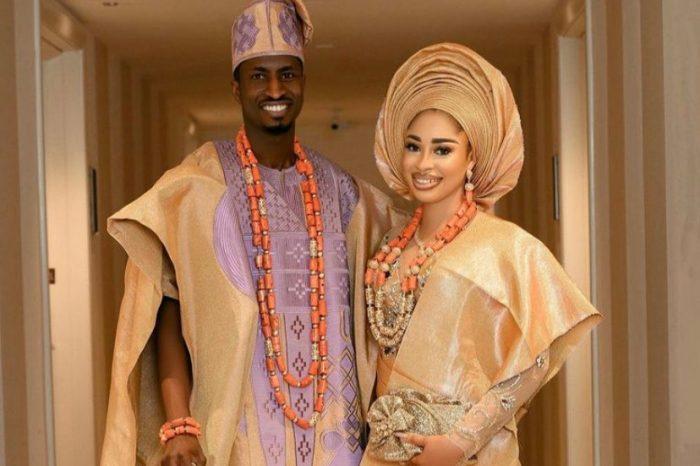 Peter Olayinka marries Nollywood actress Miss Pepeiye