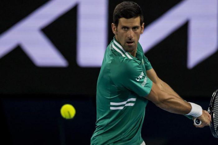 Djokovic ties Federer's record of 310 weeks as world number one