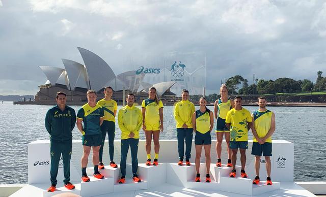 Australia confident of athlete vaccinations before Tokyo Olympics