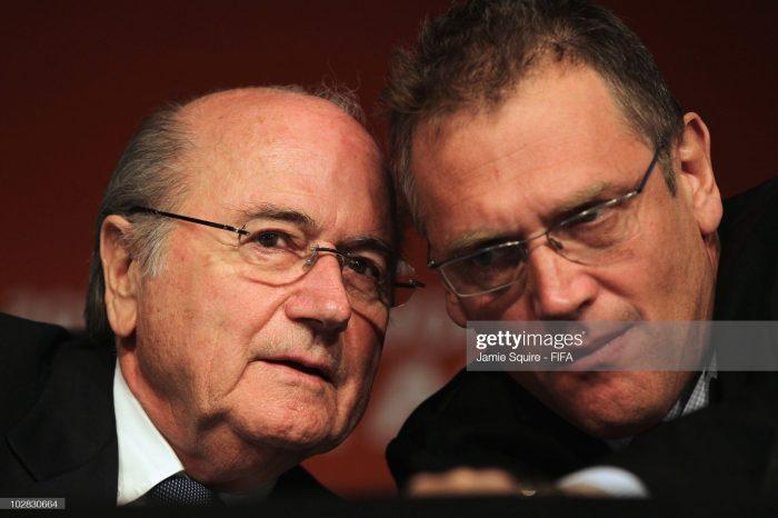 FIFA ban Blatter from football till 2028, fine him 1million Swiss Francs