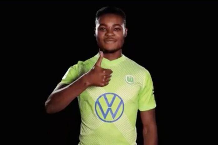 I Hope More Blacks Can Play For Germany - Ridle Baku