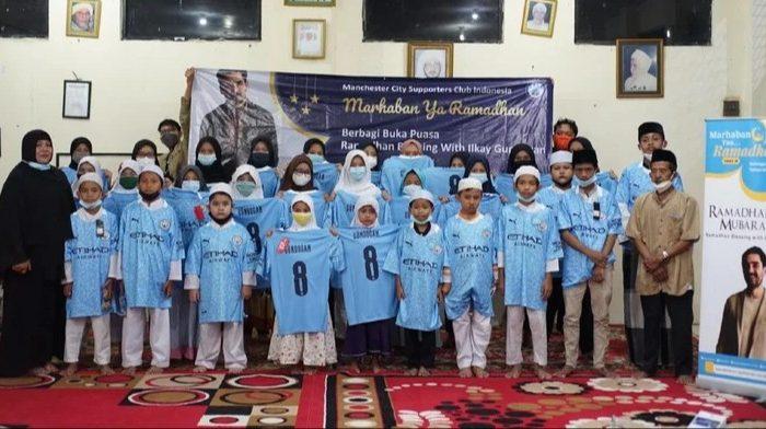 Gundogan donates over 3000 meals to the needy in Indonesia for Ramadan