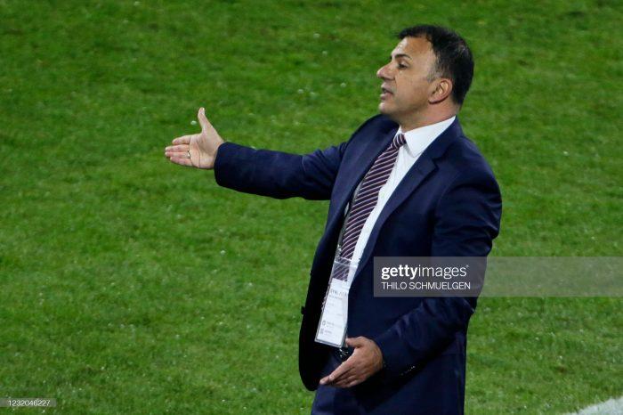 Beating Germany like winning the Euros, says emotional North Macedonia coach