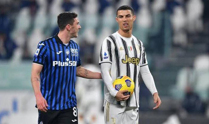 Ronaldo's jersey snub made me feel small - Atalanta's Robin Gosen