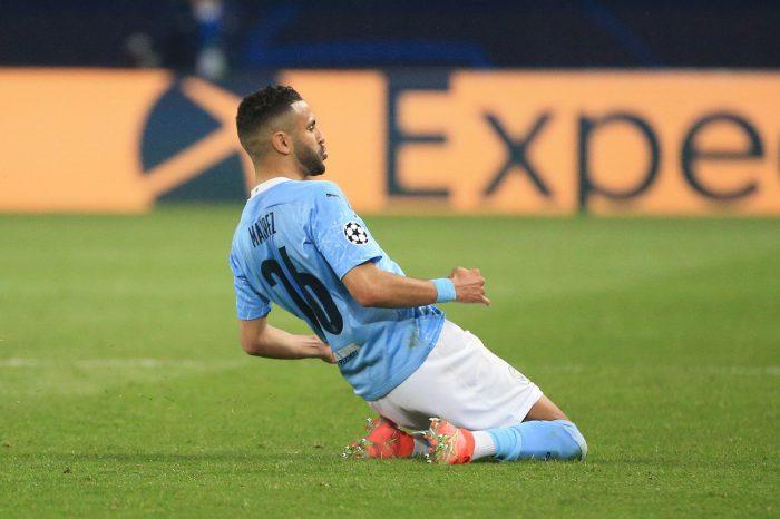 Paris-born Mahrez Strikes Down PSG, Sends Manchester City To First Ever Champions League Final