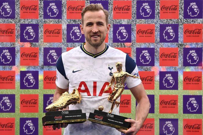 Harry Kane Wins Premier League Golden Boot And Playmaker Award