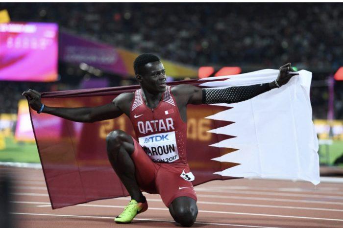 Qatari world 400m medallist Abdalelah Haroun dies aged 24