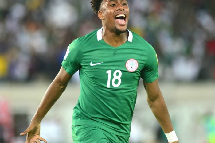Iwobi: How playing for Nigeria makes me appreciate what I have