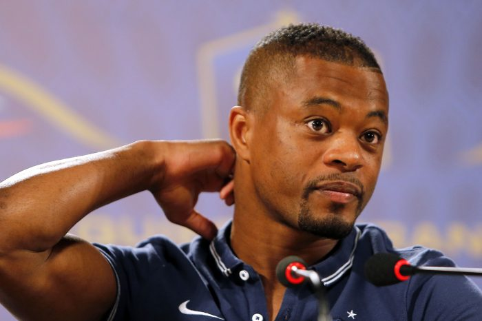 Patrice Evra leaves Marseille, banned for seven months by Uefa