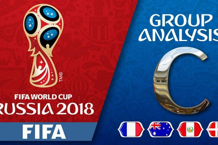 Russia 2018: Group C and D Permutations