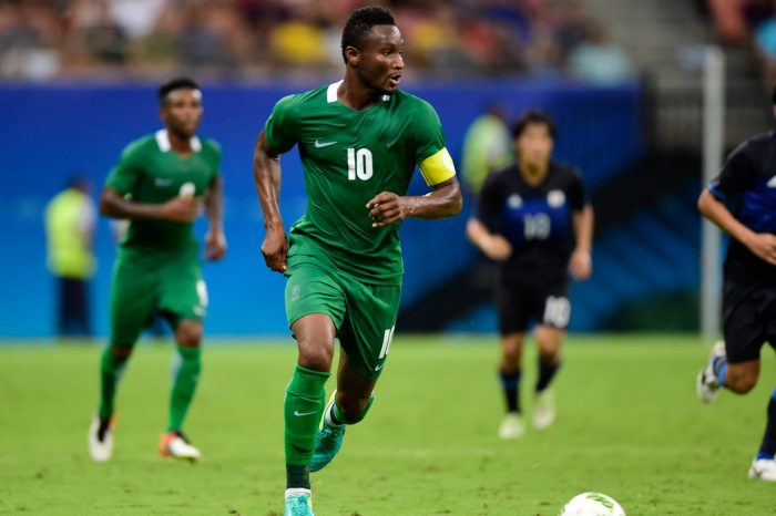 Nigeria:John Obi Mikel returns to the Super Eagles for AFCON 2019.