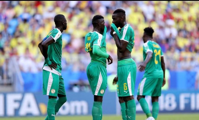 Russia 2018: How Senegal crashed out