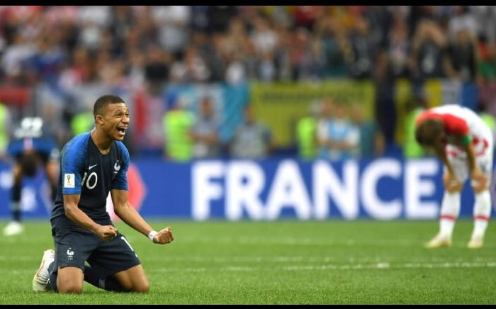 Russia 2018: France beat Croatia to lift FIFA World cup tropy.