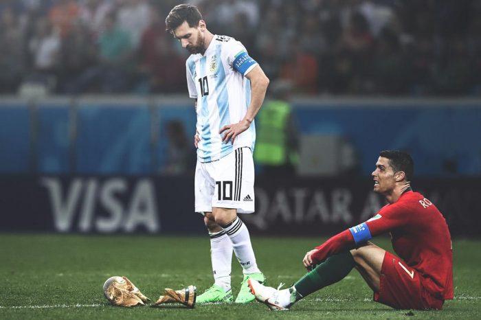 Russia 2018: Messi and Ronaldo sent packing.