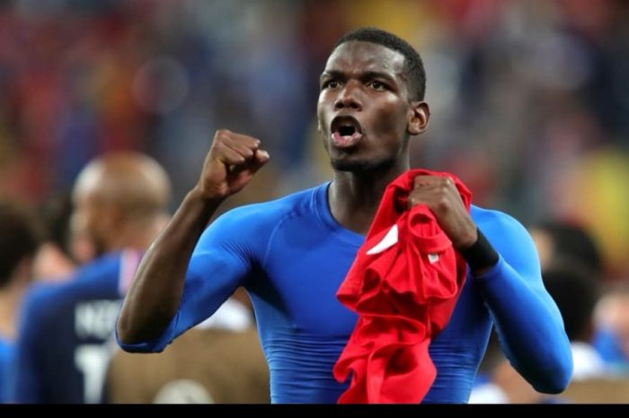 """Russia 2018: Paul Pogba - """"We do not want to make the same mistake like against Portugal"""""""