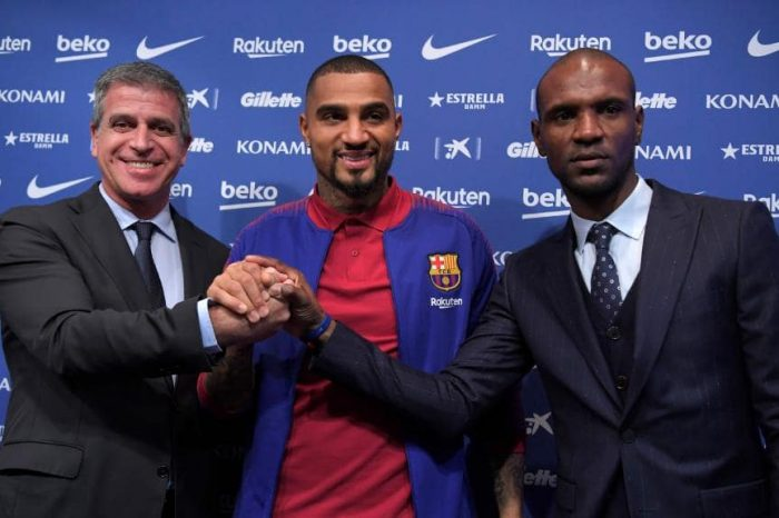 Eric Abidal reveals Why Barcelona Signed Kevin-Prince Boateng.