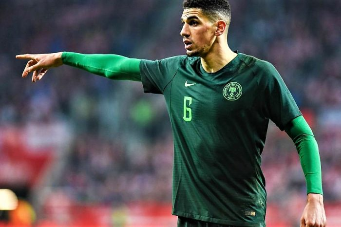 I Don't Know Most Of The Songs We Sing In The Super Eagles But I Always Enjoy Them- Leon Balogun