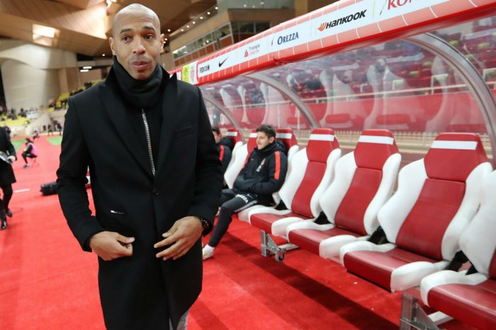 Thierry Henry Thanks Michael Emenalo after being fired by AS Monaco