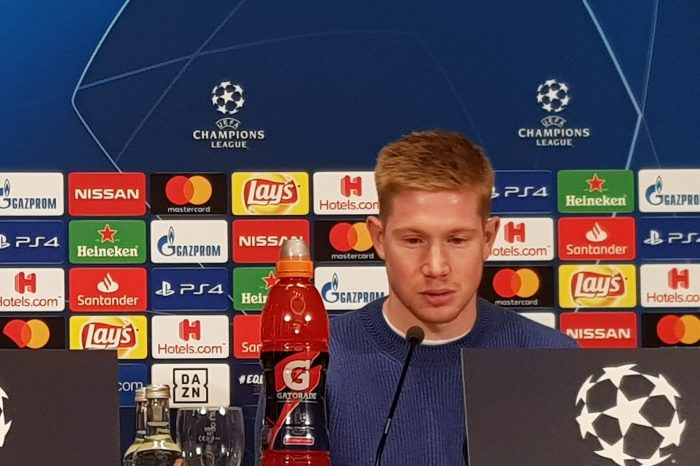 Kevin De Bruyne- The Champions League is the Biggest Competition And We Want To Win It.