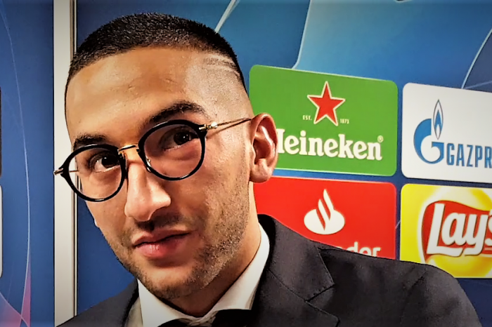 AFCON 2019: Ziyech- AFCON Will Be No Stroll In The Park -