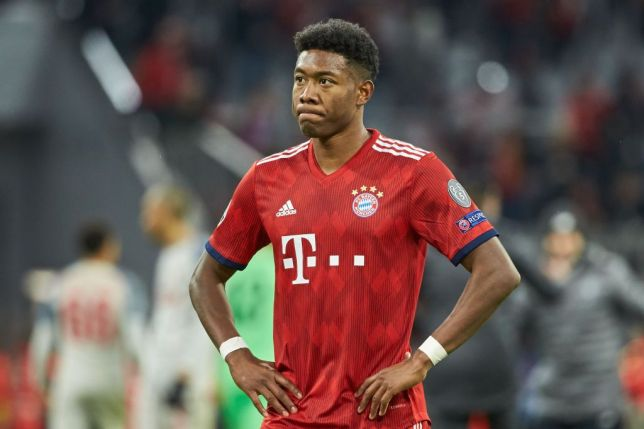 David Alaba- It's Fake News! Nigerian U-17 Coaches Never Demanded Money From Me