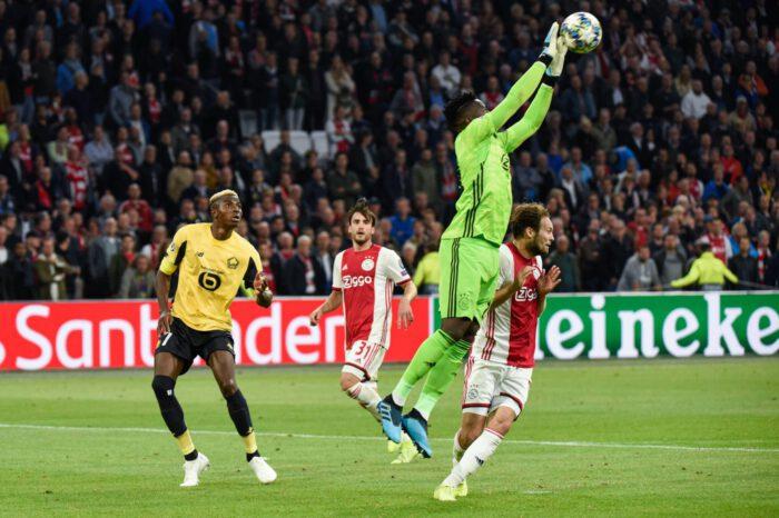Ajax Demolish Lille In UEFA Champions League Opener
