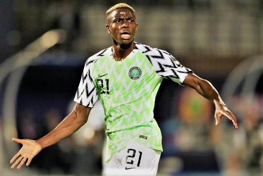 Nigerians Haven't Seen Anything Yet- Focused Osimhen Talks About Super Eagles