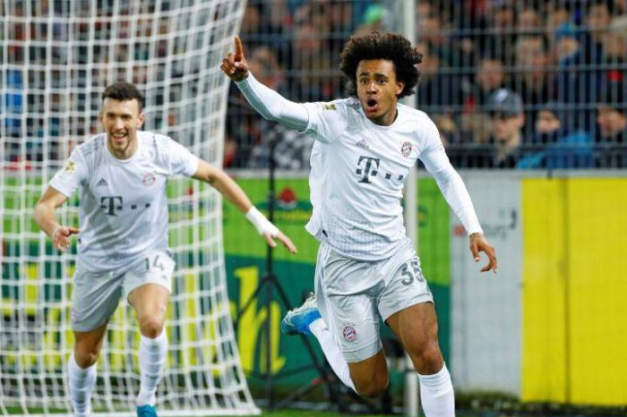 Meet Joshua Orobosa Zirkzee - Teenage Bayern Munich Sensation Of Nigerian Descent.
