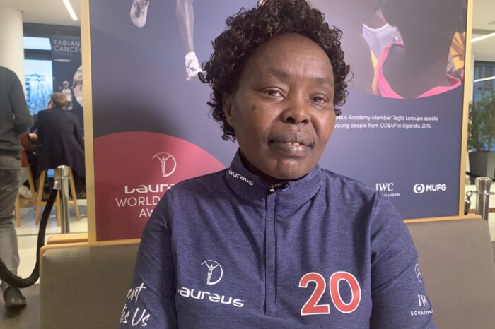 If Not For Sport, I would have Been A Full-Time Housewife With So Many Kids. Sport Has Changed My Life, My Community And Country- Kenya's Tegla Loroupe