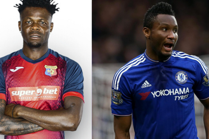 """THE SPECIAL        SARKI SERIES 1""   Why Mikel Ditched Manchester United Deal For Chelsea - Emmanuel Sarki"
