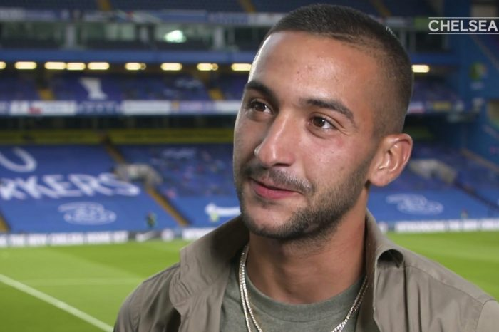 """I Will Do My Best To Make Chelsea Fans Happy."" Hakim Ziyech In His First Interview at Chelsea"