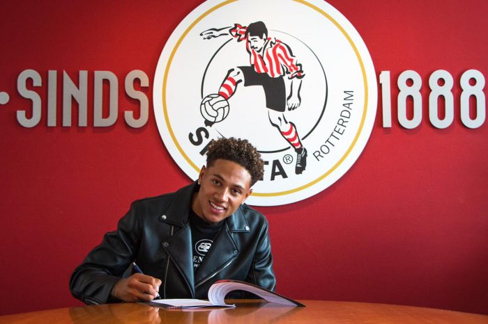 Official: Sparta Rotterdam Signs Super Eagles Goalkeeper ,Maduka Okoye