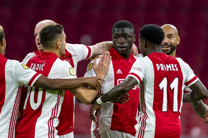 How wrong Covid19 Positive results almost prevented Ajax from fielding André Onana and other players against FC Midtjylland in the Champions League.