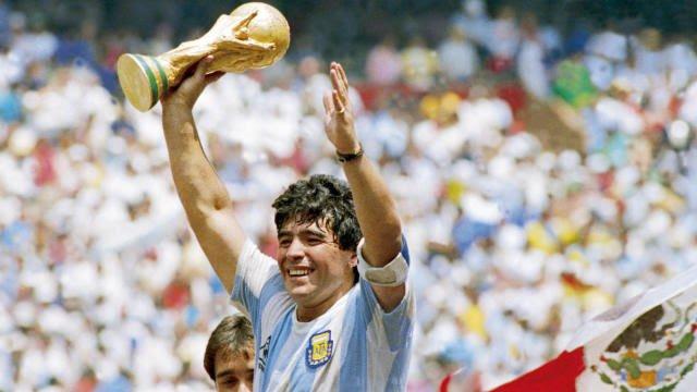 Argentine senator proposes putting Maradona's image on banknote
