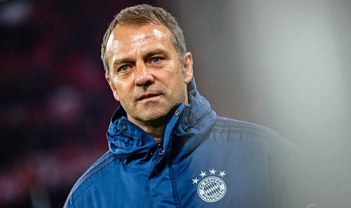 Flick admits Bayern's struggle but happy with the result
