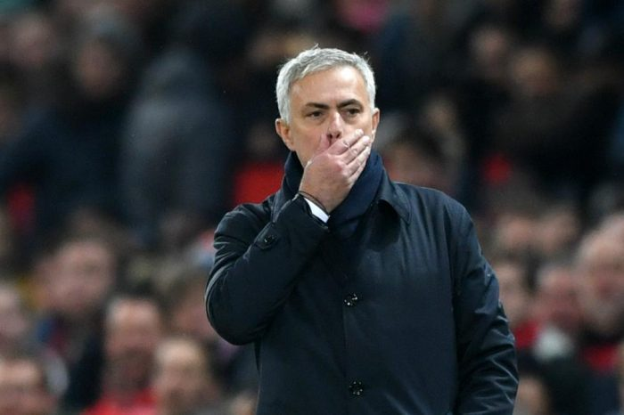 We Are Far From Winning A Trophy - Mourinho