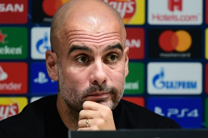 Champions League: I don't know why we have scored more in the UCL than Premier League this season- Pep Guardiola.