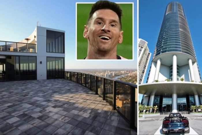 Inside Messi's luxury apartment in Florida as MLS rumours continues